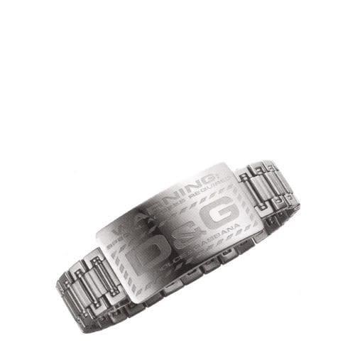 outlet store a6d8b 5ba27 Bracciale D&G Warning - DJ0585