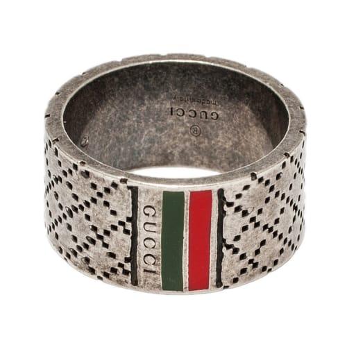Anello Gucci Diamantissima Linee Uomo Donna Anelli Gucci 39d636608090