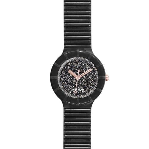 Hip Hop Watches Glitz Black Tie - HWU0407 online sales. Discover the o ed564081632