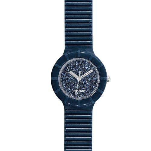 Orologio Hip Hop Glitz Dress Blue - HWU0408 ad un prezzo esclusivo su