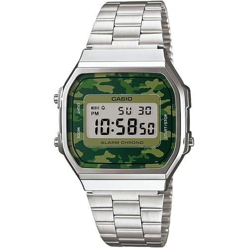 CASIO watch VINTAGE - A168WEC-3EF