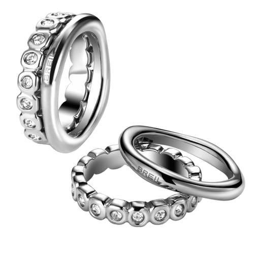 ANELLO BREIL ROLLING DIAMONDS - TJ1541