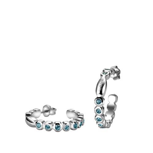 EARRINGS BREIL ROLLING DIAMONDS - TJ1573