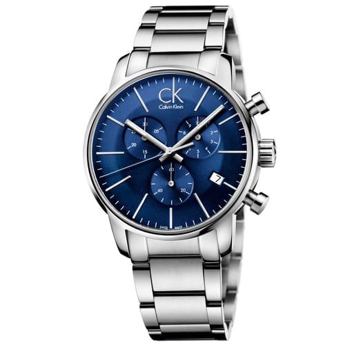 7baf86cc14e159 K2G2714N - Cronografo Uomo Calvin Klein orologi Collezione City 2015