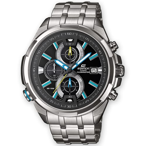59d4886eed14 Casio EFR-536D-1A2VEF Male Chronograph - Casio promotions on Kronoshop