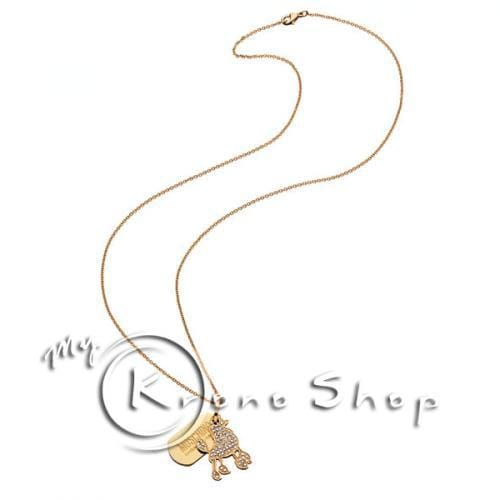 Necklace Moschino My little Puppy - MJ0026