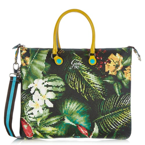 Borsa Gabs Week Studio Shopping bag Multicolore - WS-S0130M ... 2304291c338
