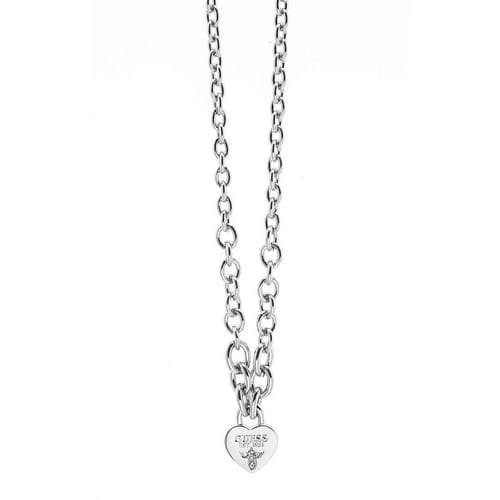 NECKLACE GUESS TRUE LOVE - UBN21577