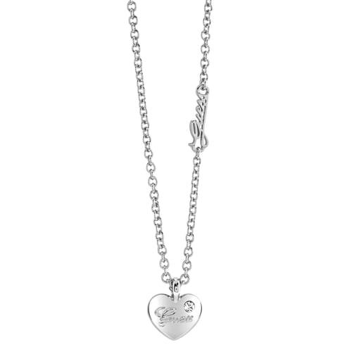 COLLANA GUESS HEARTS AND ROSES - UBN21526