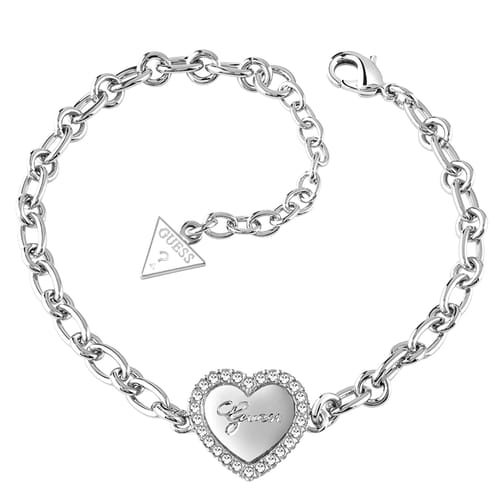 ARM RING GUESS HEARTS AND ROSES - UBB21516-S