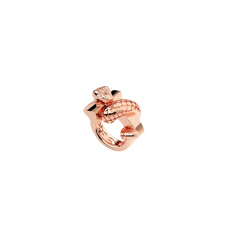 Charm collection Croce con Serpente Rebecca My world charms - BWLAZR91