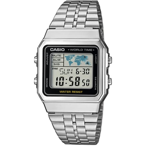 CASIO watch VINTAGE - A500WEA-1EF