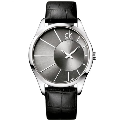 762d0ce0a21034 Orologio Calvin Klein Just time Unisex KOS21107, Deluxe 2015