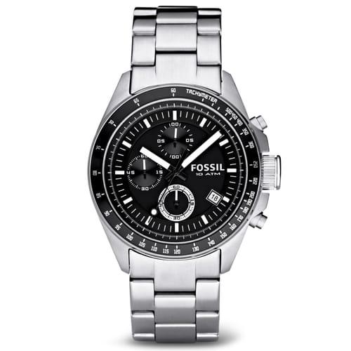 FOSSIL watch DECKER - MENS - CH2600