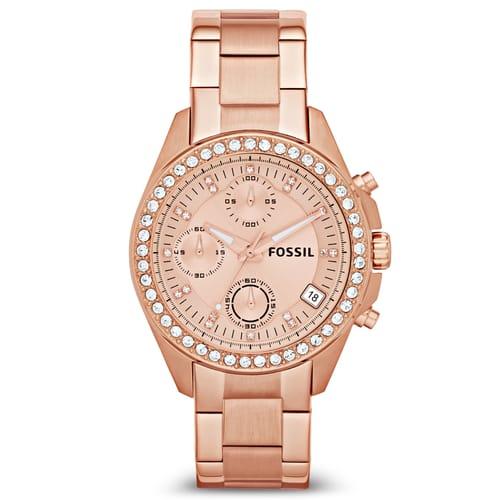 FOSSIL watch DECKER - LADIES - ES3352