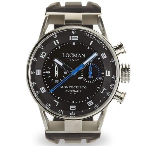 Locman Watches Montecristo - 0514V03-00BKSLOK