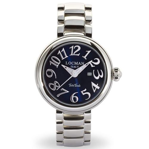 Orologio Locman Tutto Tondo - 0360V01-00BLNKBR0