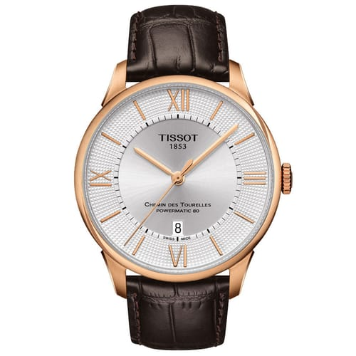 191a6ca4f Automatic man Watch Tissot T0994073603800 2015 Chemin des Tourelles