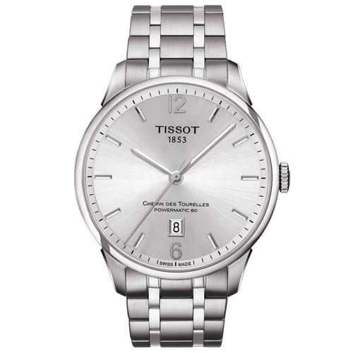 TISSOT watch CHEMIN DES TOURELLES - T0994071103700