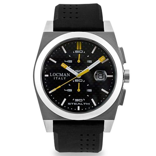 Orologio Locman Stealth - 020200CBFYL1GOK