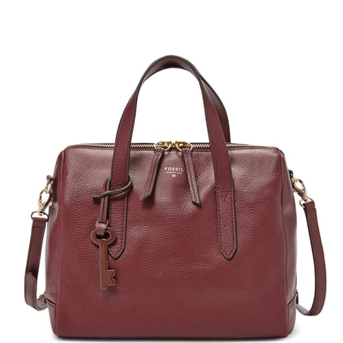 Fossil Ring Satchel