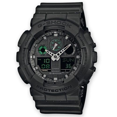 CASIO watch G-SHOCK - GA-100MB-1AER