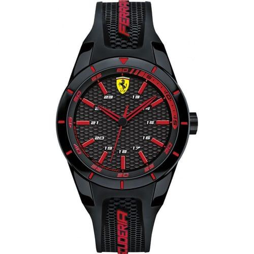 SCUDERIA FERRARI watch REDREV 38MM - 0840004