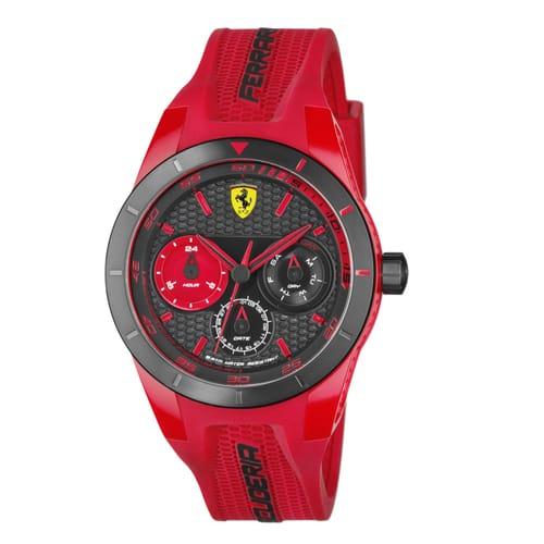 SCUDERIA FERRARI watch REDREV T - 0830258