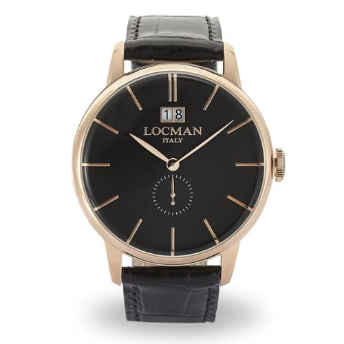LOCMAN watch 1960 - 0252V09-RGBKRGPK