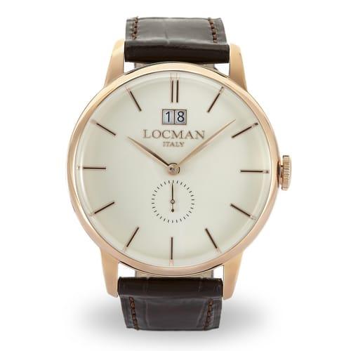 LOCMAN watch 1960 - 0252V10-RGAVRGPT