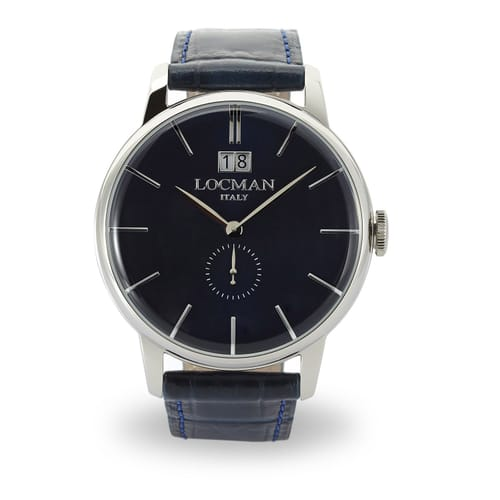 LOCMAN watch 1960 - 0252V02-00BLNKPB