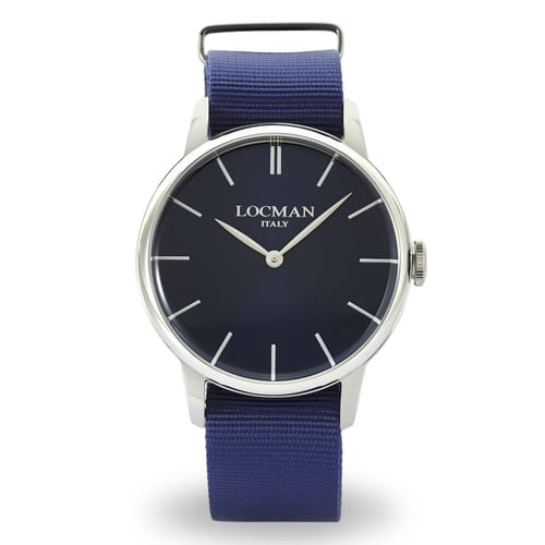 LOCMAN watch 1960 - 0251V02-00BLNKNB
