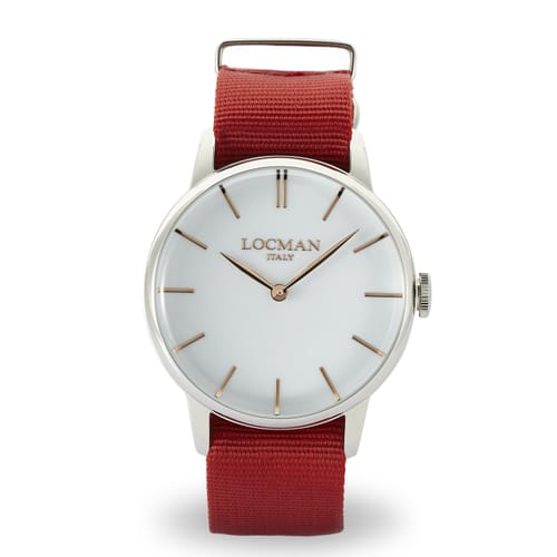 LOCMAN watch 1960 - 0251V08-00WHRGNR