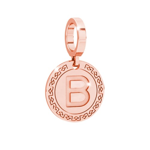 Letter B Charms collection Rebecca - My world charms - SWLPBR02