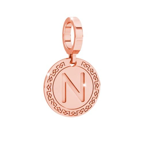 Letter N Charms collection Rebecca - My world charms - SWLPRN14
