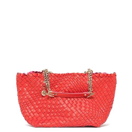 Borsa Patrizia Pepe Shopping bag Fucsia Rosso ... 9b64e30bd3f