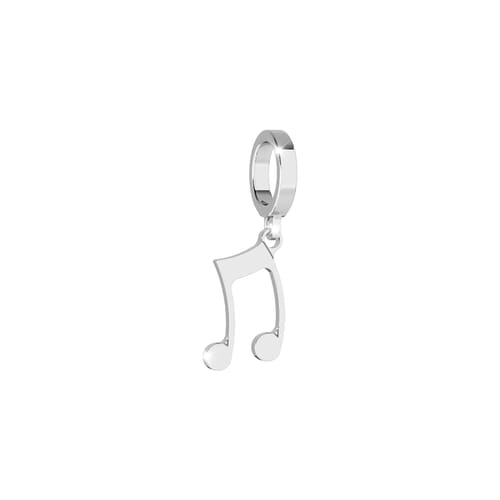 Musical note Charms collection Rebecca - My world charms - BWMPBB86