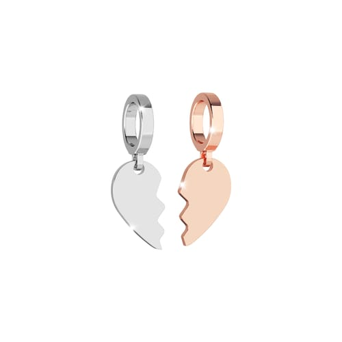 Heart Charms collection Rebecca - My world charms - BWMPBR77