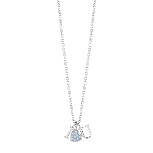 NECKLACE GUESS KISS & LOVE - UBN61089