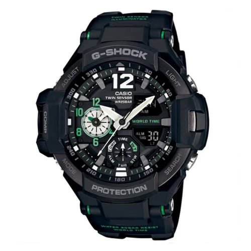Casio Watches G-Shock GravityMaster - GA-1100-1A3ER