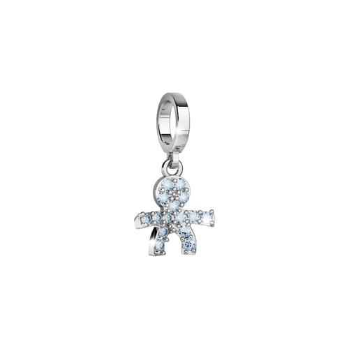 Child Charms collection Rebecca - My world charms - SWLPAB74