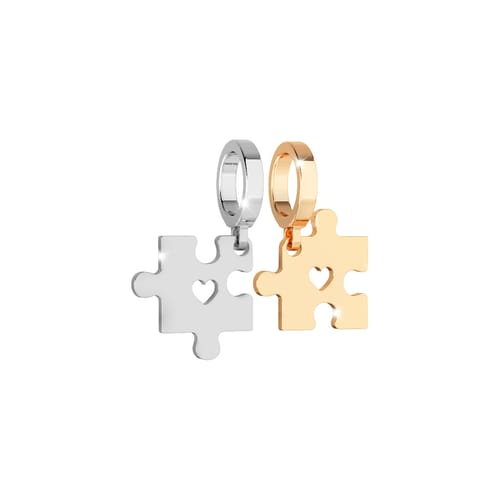 PUZZLE Charms collection Rebecca - My world charms - BWMPBO78