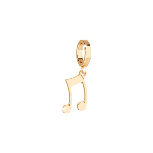 Musical note Charms collection Rebecca - My world charms - BWMPBO86