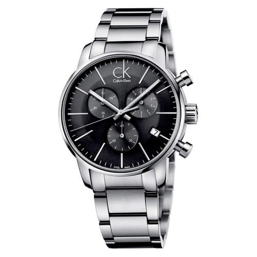6ae4608a9c616c Orologio Cronografo da Uomo Calvin Klein K2G27143, City 2015