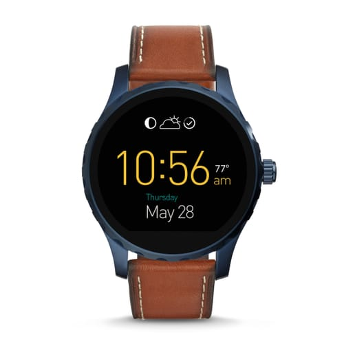 watch SMARTWATCH FOSSIL Q MARSHAL - FTW2106