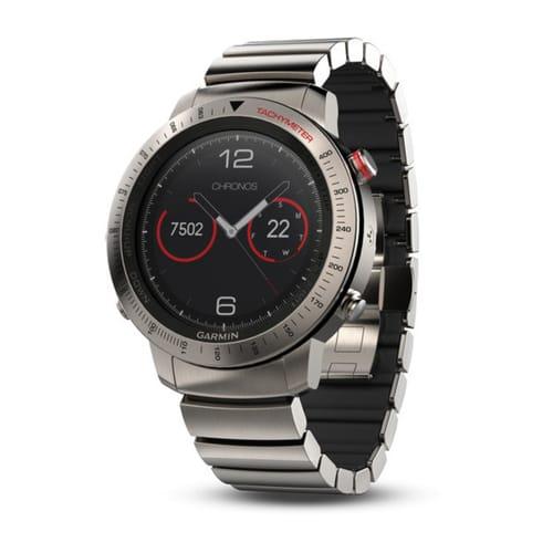 watch SMARTWATCH GARMIN FENIX CHRONOS - 010-01957-01