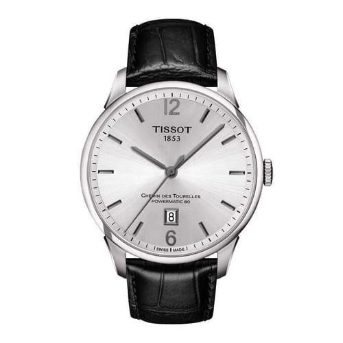 Orologio TISSOT CHEMIN DES TOURELLES - T0994071603700