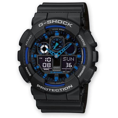 CASIO watch G-SHOCK - GA-100-1A2ER