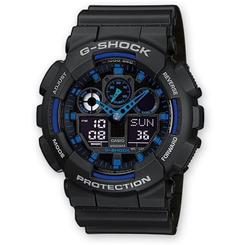 Orologio CASIO G-SHOCK - GA-100-1A2ER