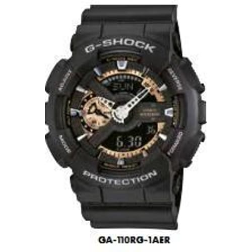 CASIO watch G-SHOCK - GA-110RG-1AER
